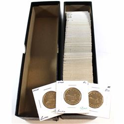 Estate Lot 2002-2008 Canada Loon Dollar Collection. You will receive 1x 2002 Loon, 1x 2004 Loon, 37x