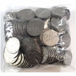 Estate Lot 1922-1936 Canada George V 5-cent Collection. You will receive 200 coins dated between 192