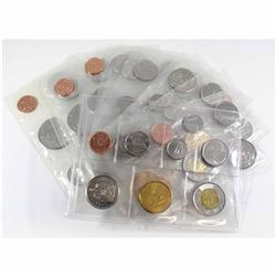 1968-2012 Canada Uncirculated Set Collection. You will receive 1968, 1969, 1975, 1976, 1977, 1978, 1