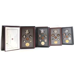 1994 & 1995 Canada Proof Double Dollar Set Collection. You will receive both the Regular and Special