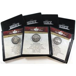 1971-1978 Canada Silver Dollar Collection in First Commemorative Folders. You will receive each Doll