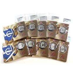 10x 2009 Montreal Canadiens 50-cent Collector series 6 of 6 Centennial coin 1909-1910. 10pcs