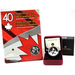 2005 Canada Uncirculated Dollar with Interactive CD-ROM (tape on outer packaging) & 2009 Canada 100t