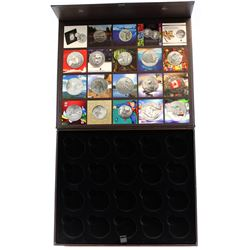 EMPTY RCM Issued 2011-2015 Canada $20 for $20 Series Coin Display Box.