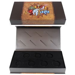 EMPTY 2014 Canada $20 Seven Sacred Teachings Series Deluxe Display Box