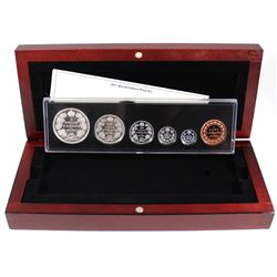 2011 Canada Sterling Silver 1911 Silver Dollar Centennial Special Edition Proof Set.