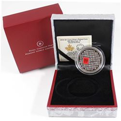 2014 Canada 50-cent 100 Blessings of Good Fortune Proof Coin.