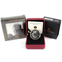 1911-2001 90th Anniversary Commemorative Proof Silver Dollar & 2008 Spec. Ed. Celebrating 100 Years