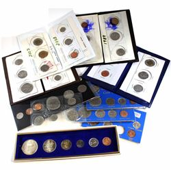 1967-2003 Canada 6-coin Year Set Collection. You will receive the following years, 1967, 1972 (PL Se
