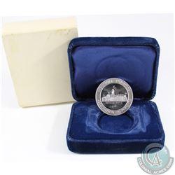 1879-1979 Industrial Exhibition Association of Toronto CNE Centennial 1oz .999 Fine Silver medal. Me