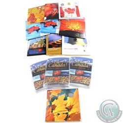RCM Issue: 2001-2013 Oh Canada Uncirculated Sets. The dates you will receive are: 2001, 2002, 2003,
