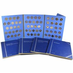 Estate Lot of Canada 5-cent Cent Collection dated between 1922-1967. You will receive 187 Canada 5-c