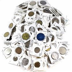 *Mixed Lot of Tokens, Medallions and Trade Dollars. 344pcs
