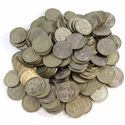 *Estate Lot of Mixed date Russian coins. Over 170 pcs.