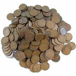 *Mixed Lot of Canada George V 1920-1936 Small Cents. 300pcs
