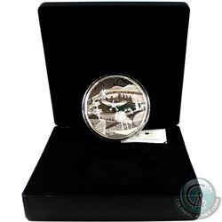 SCARCE! 2009 Canada Olympic Games - Modern Canada Fine Silver Kilo (Tax Exempt).