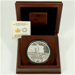 2014 $100 100th Anniversary of the Declaration of WWI 10oz Fine Silver Coin (Tax Exempt)