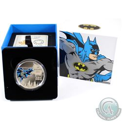 2016 Canada $20 DC Comics Originals - The Dark Knight Fine Silver Coin (Tax Exempt)