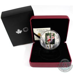 2017 Canada $20 En Plein Air - Springtime Gifts Fine Silver Coin (outer sleeve lightly bent and ther