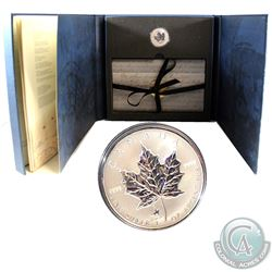1998 Canada $5 RCMP Privy Silver Maple Leaf Set Tax Exempt