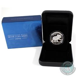 Perth Mint Issue: 2016 Australia $1 High Relief Koala 1 oz. Silver Proof (Tax Exempt).