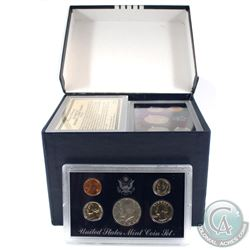 United States Mint Issue: 1967-1991 USA 25 Years of Genuine U.S. Coinage United States Mint Coin Set