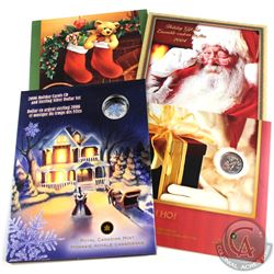 2004-2006 Canada Holiday Commemorative Gift Sets. You will receive 2004, 2005, 2006 & 2006 Holiday C