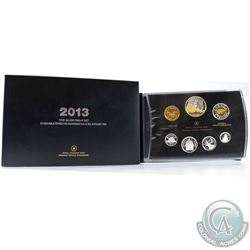 2013 Canada Arctic Expedition Fine Silver Double Dollar Proof Set (Tax Exempt)