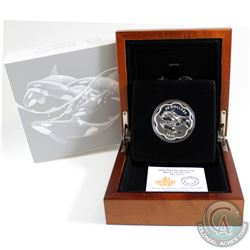 2016 Canada $20 Master of the Sea - The Orca Fine Silver Coin (Tax Exempt)