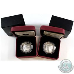 2013 & 2014 Canada $25 Moon Mask Fine Silver Coins (Tax Exempt). You will receive the 2013 Grandmoth