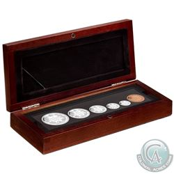 2011 Canada 1911 Silver Dollar Centennial Special Edition Proof Set.