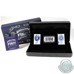 Perth Mint Issue: 2013 Australia $1 100th Anniversary of Australia's First Banknote 1oz Fine Silver
