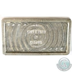 10oz Scottsdale Silver .999 Fine Silver Bar (scratched and dented) Tax Exempt