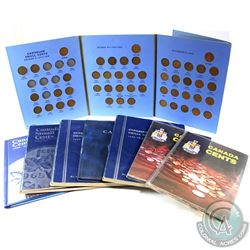 *Estate Lot 1920-2002 Canada Small 1-cent Collection in Collector Booklets. You will receive a total