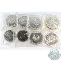 Estate Lot 1961-1969 Canada Proof Like Dollar Collection. You will receive each year from 1961 to 19