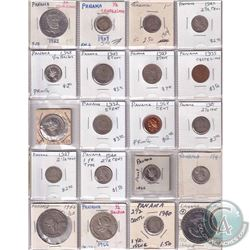 Estate Lot 1863-1982 World Coin Collection in Binder Pages. You will receive a range of coins from I