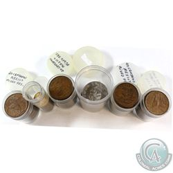 Estate Lot 1943-1977 Mexico Coin Collection. You will receive a range of dates in this collection. D