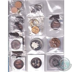 Estate Lot 1967 Canada Token/Medallion Collection. You will receive 12 Items in this collection, all