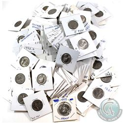 *Estate Lot 1970's-2000's United States Quarter Collection in Cardboard Holders. You will receive 16