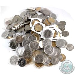 * Large Estate Lot 1973-1988 Kitchener/Waterloo Oktoberfest Trade Dollars. You will receive 10x 1973