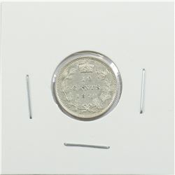 1870 Canada 10-cent Narrow 0 Extra Fine