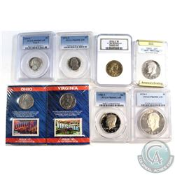Estate Lot 1971-2002 United States Coin Collection. You will receive 1971 to 1981 (except 1975 & 197