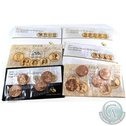 2008-2014 United States First Spouse Bronze Medal Series Collection. You will receive 2008 4-Medal s