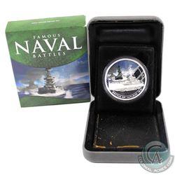 2011 Australia $1 Famous Navel Battles - Jutland 1oz Fine Silver Coin (Tax Exempt)