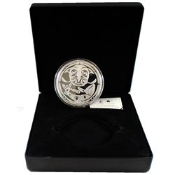 2009 Canada $250 Olympic Winter Games: Surviving the Flood Fine Silver Kilo (Tax Exempt). Please not