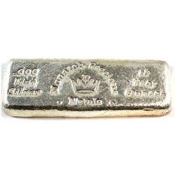 Monarch Precious Metals 10oz. .999 Silver Bar(Tax Exempt).