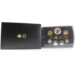 2018 Canada Captain Cook at Nootka Sound Special Edition Silver Double Dollar Proof Set.