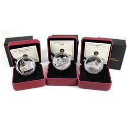 Royal Hudson 2008 Canada $20 Fine Silver Coin with Case /& COA