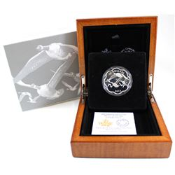 2015 $20 Canada Goose - Master of the Sky Fine Silver Coin (outer sleeve bent on one corner) Tax Exe