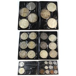 Estate lot of 31x Canada and USA Decimal Coinage. Lot includes: 7x Canada Silver Dollar dated betwee